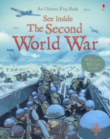See Inside the Second World War, Hardback Book