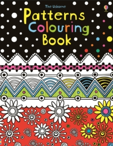 Patterns to Colour, Paperback Book