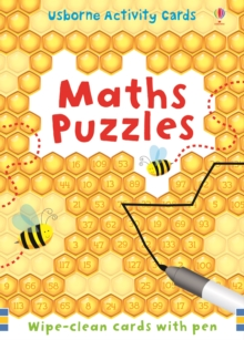 Maths Puzzles, Cards Book