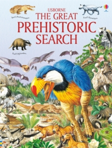 Great Prehistoric Search, Hardback Book