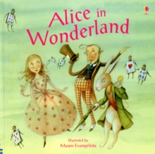 Alice in Wonderland, Paperback Book