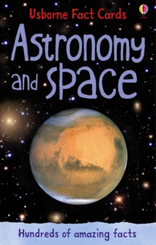 Astronomy and Space, Cards Book