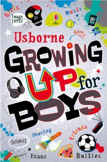 Growing Up for Boys, Paperback Book