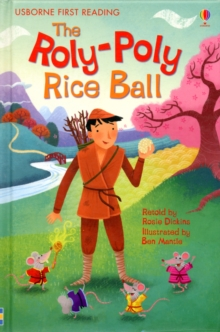 The Roly Poly Rice Ball, Hardback Book