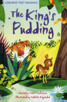 The King's Pudding : Level 3, Hardback Book