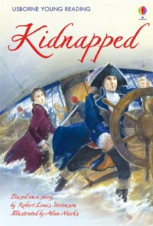 Young Reading Level 3 : Kidnapped, Hardback Book