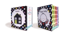 Baby's Very First Black and White Little Library Box Set, Board book Book