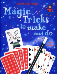 Magic Tricks to Make and Do, Paperback Book