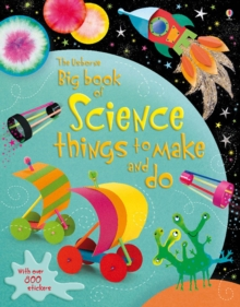 Big Book of Science Things to Make and Do, Paperback Book
