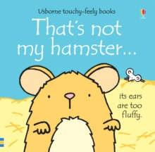 That's Not My Hamster, Board book Book