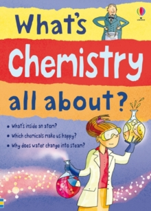 Whats Chemistry All About, Paperback / softback Book