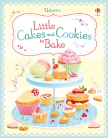 Little Cakes and Cookies to Bake, Spiral bound Book