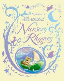 Illustrated Nursery Rhymes, Hardback Book