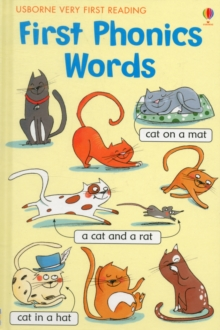 VFR First Phonics Words, Hardback Book
