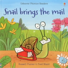 Snail Brings the Mail, Paperback Book