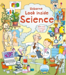 Look Inside: Science, Board book Book