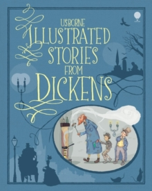 Illustrated Stories from Dickens, Hardback Book