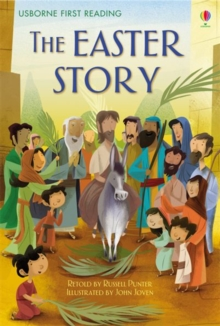 The Easter Story, Hardback Book