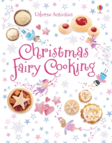 Christmas Fairy Cooking, Paperback Book