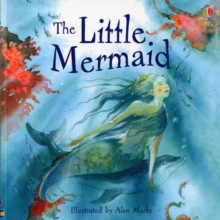 The Little Mermaid, Paperback Book