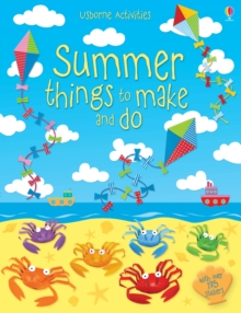Summer Things to Make and Do, Paperback Book