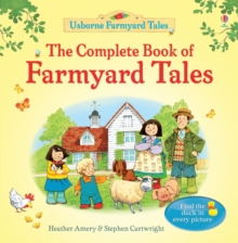 The Complete Book of Farmyard Tales, Hardback Book
