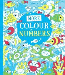 More Colour by Numbers, Paperback Book