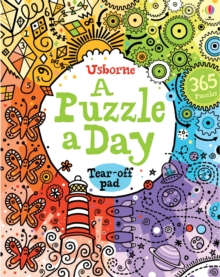 A Puzzle a Day, Paperback Book