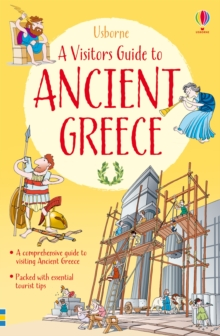 A Visitor's Guide to Ancient Greece, Paperback Book