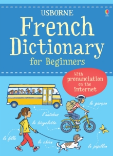 French Dictionary for Beginners, Paperback Book