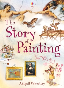 Story of Painting, Paperback Book