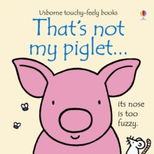 That's Not My Piglet, Board book Book