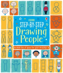 Step-by-Step Drawing People, Paperback Book