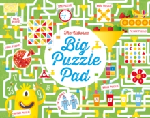 Big Puzzle Pad, Paperback Book