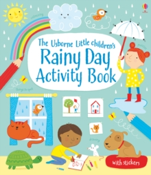 Little Children's Rainy Day Activity Book, Paperback Book