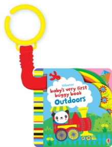 Baby's Very First Buggy Book Outdoors, Board book Book