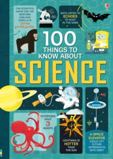 100 Things to Know About Science, Hardback Book