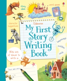 My First Story Writing Book, Spiral bound Book