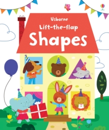 Lift the Flap Shapes, Board book Book