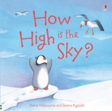 How High is the Sky?, Paperback Book