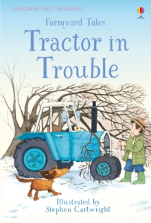 Farmyard Tales - Tractor in Trouble, Hardback Book