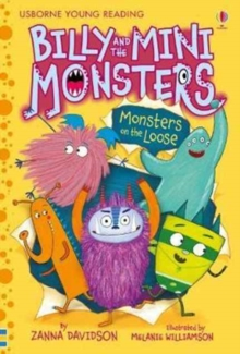 Billy and the Mini Monsters (2) - Monsters on the Loose, Hardback Book