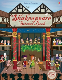 Shakespeare Sticker Book, Paperback Book