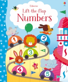 Lift-the-Flap Numbers, Board book Book