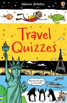 Travel Quizzes, Paperback Book