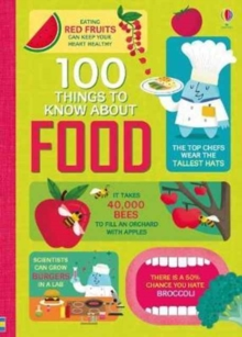 100 Things to Know About Food, Hardback Book
