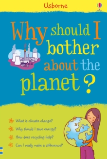 Why Should I Bother About the Planet?, Hardback Book