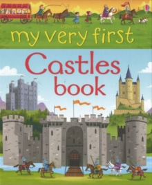My Very First Castles Book, Hardback Book