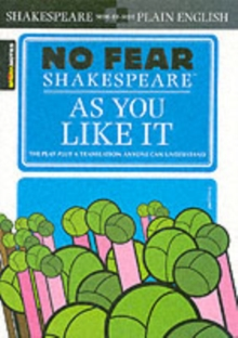 As You Like It (No Fear Shakespeare), Paperback Book