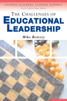 The Challenges of Educational Leadership, Paperback / softback Book